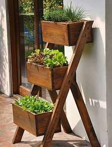 tier plant stand