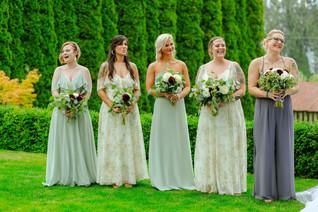 Snohomish wedding florist