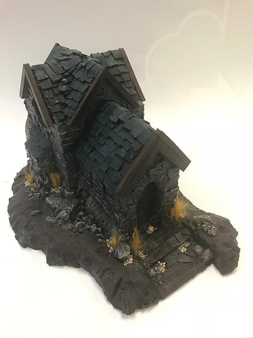 Haunted Mausoleum