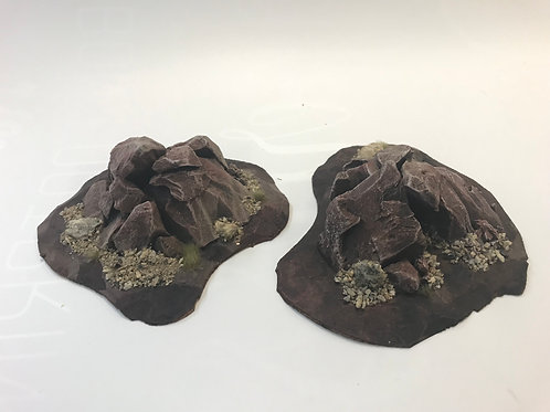 Scatter Rock Terrain #2