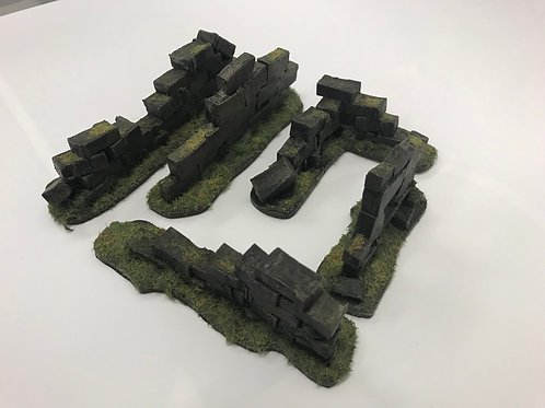 Ruin Walls (Set of 5)