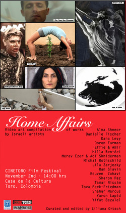 Home Affairs - Video art compilation