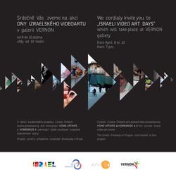 Video art screenings in Prague