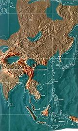Future map of China by Gordon- Michael Scallion Matrix Institute