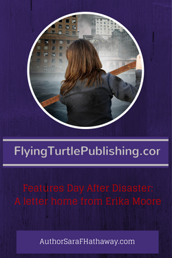 A Letter Home From Erika Moore