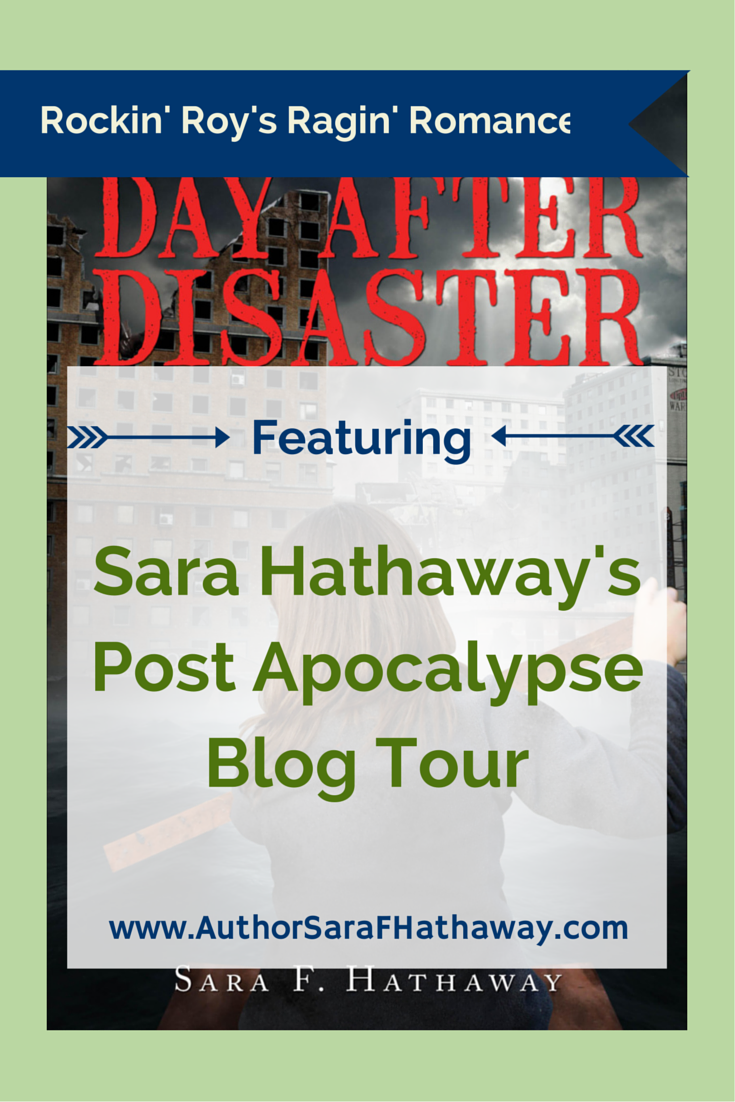 Post Apocalypse Blog Tour