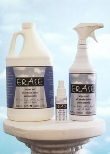 ERASE Odor Elimination Products