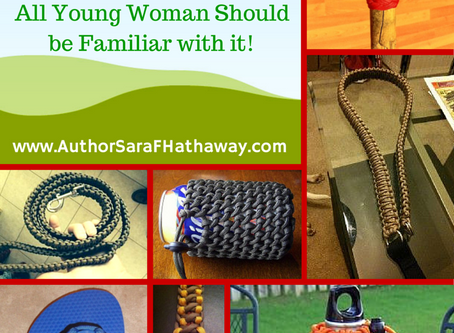 Paracord: All Young Women Should be Familiar With It