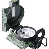 Commenga Phosphorescent Lensatic Compass 27