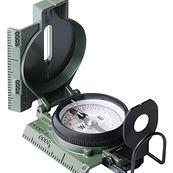 Commenga Phosphorescent Lensatic Compass 27