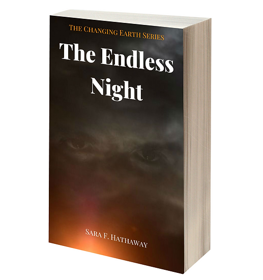 The Endless Night, Book 6, Autographed Paperback