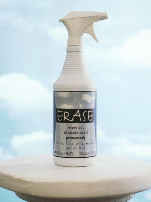Erase Odor Eliminator 32 oz Spray Bottle - Pallet (44 Cases)