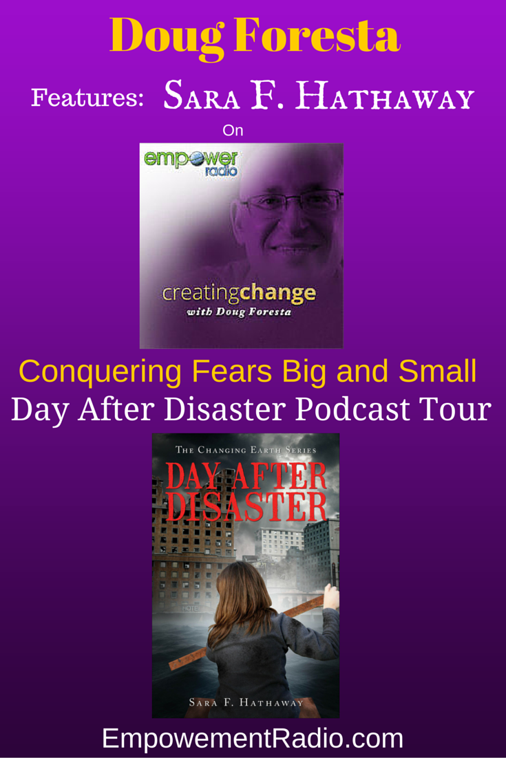 Conquering Fears Big and Small