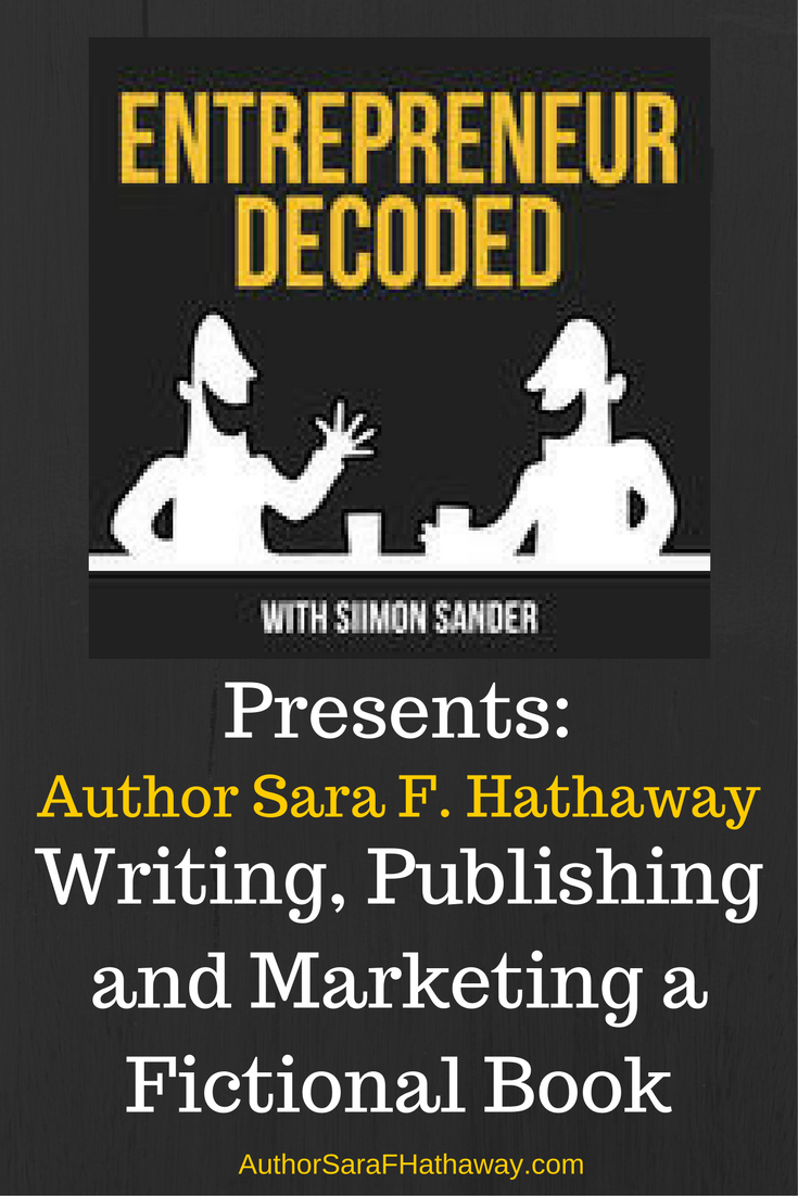 Writing, Publishing and Marketing a