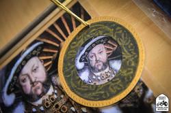 Tudor medalion activity