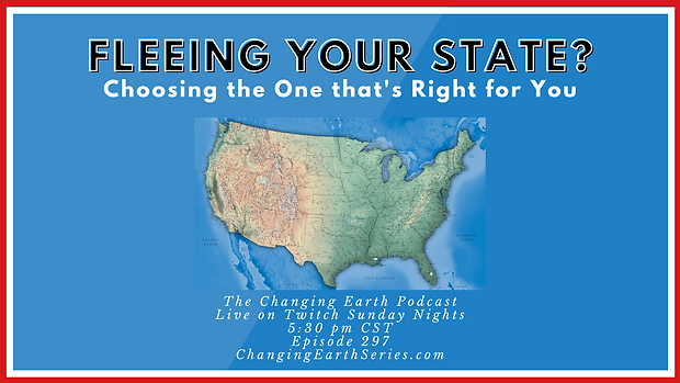 Fleeing Your State?