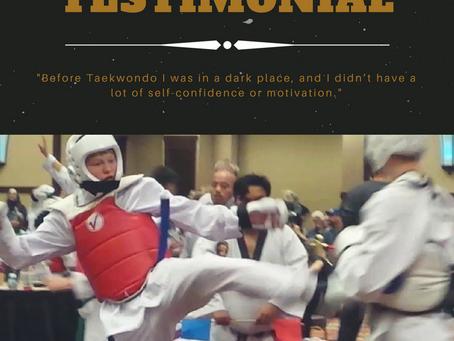 Benefits of Taekwondo: A Teenage Testimonial
