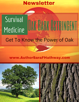 Oak Bark Astringent