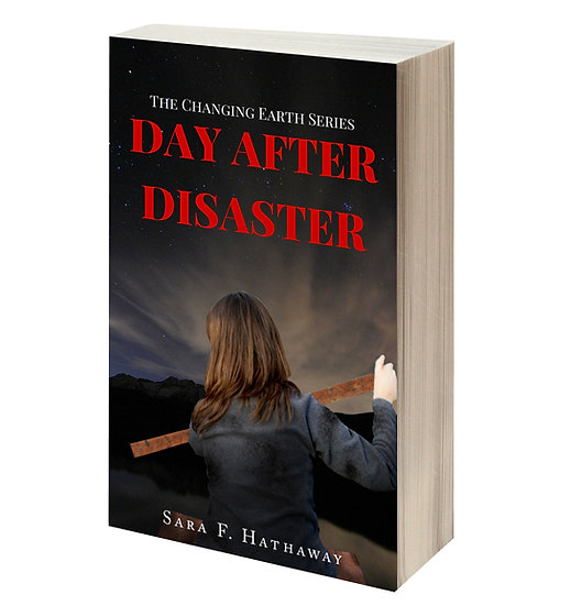 Day After Disaster, Book 1 Autographed Paperback