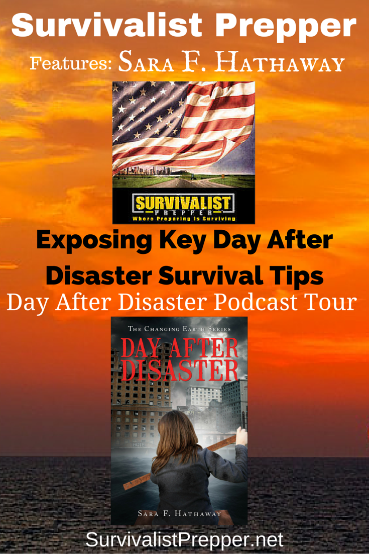Day After Disaster Survival Tips