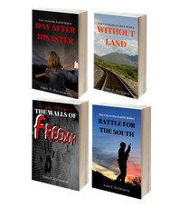 Autographed Four Book Bundle