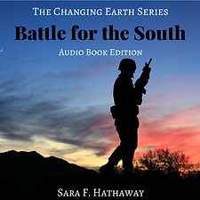 Battle for the South Audio Book Edition(