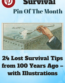 Lost Survival Tips from 100 Years Ago