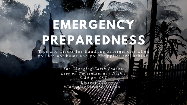 Emergency: Away from Home with No Supplies