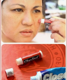 Chapstick as a Survival Tool