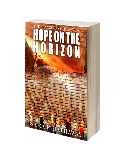 Hope on the Horizon, Book 7 Autographed Paperback