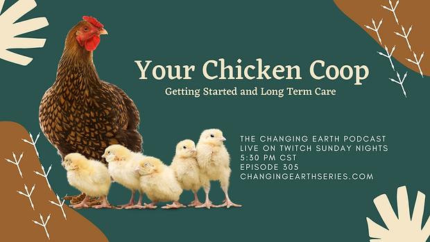 Your Chicken Coop
