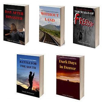 Autographed Five Book Bundle