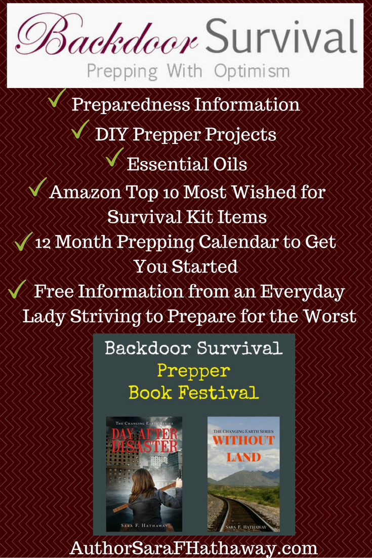 The Prepper Book Festival