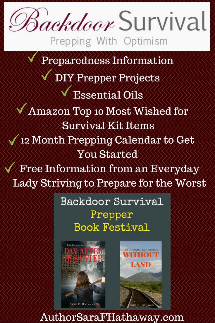 The Prepper Book Festival