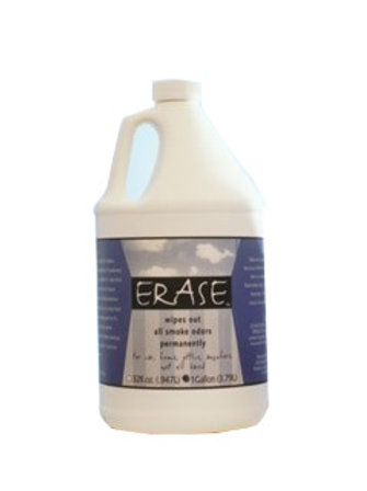 Erase Odor Eliminator 4 - 1 Gallon Jugs