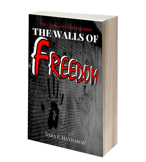 The Walls of Freedom, Book 3, Autographed Paperback