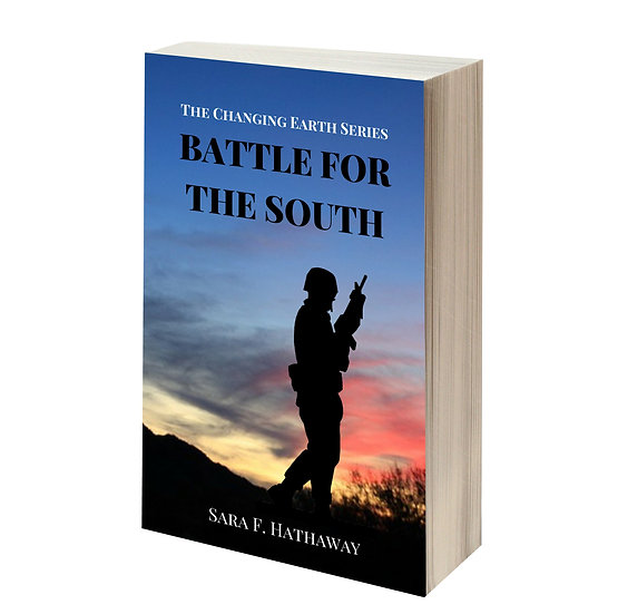 Battle for the South, Book 4 Autographed Paperback