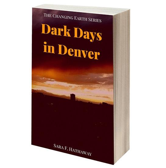 Dark Days in Denver, Book 5, Autographed Paperback