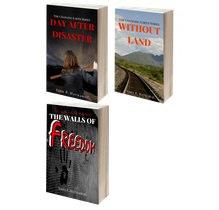 Autographed Three Book Bundle