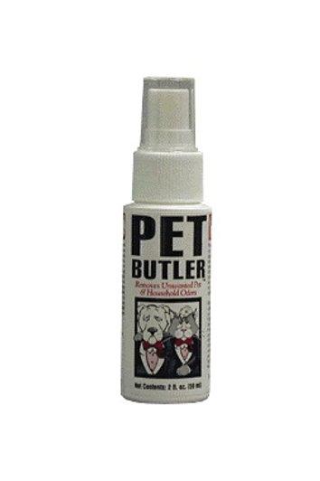 Pet Butler Odor Eliminator 2 oz Bottle