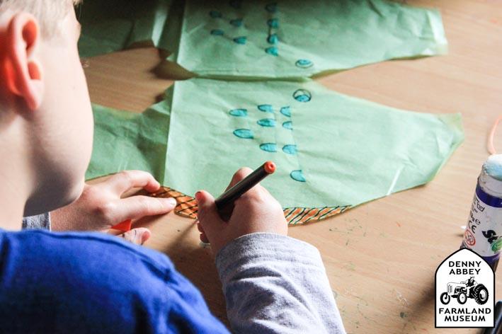 Make your kite
