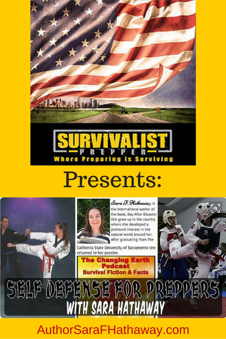 Self Defense for Preppers