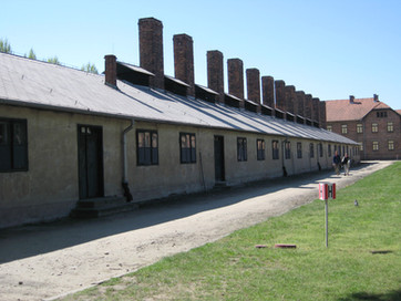 Auschwitz Gas Chambers