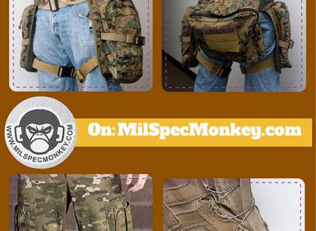 Great Gear! MilspecMonkey.com