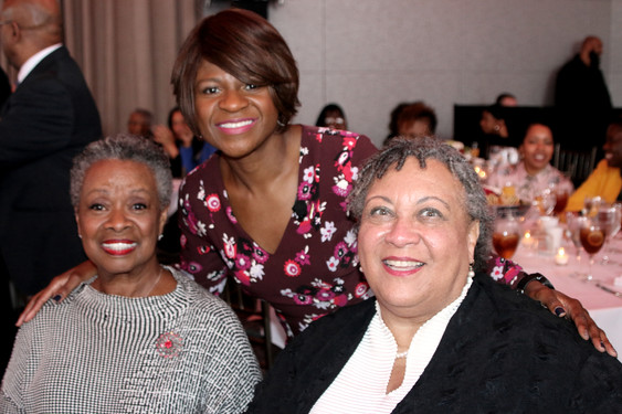 Carla and Two Older Women MLK2019.JPG