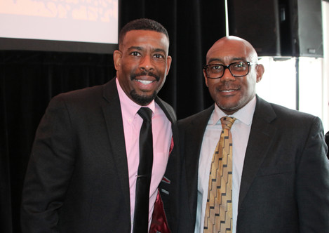 MLK 2019 Chuck Nice and Keith Little.JPG