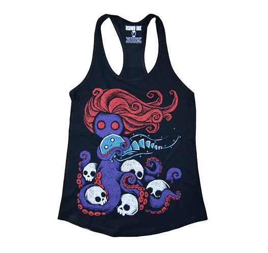 Camisole ''IN THE DARKNESS''