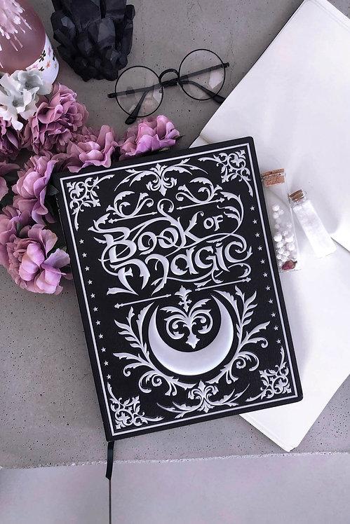 Livre ''Book of Magic''