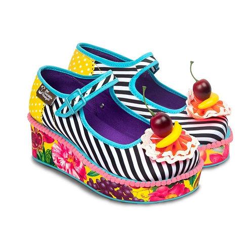 Chaussures ''Carmen Miranda''