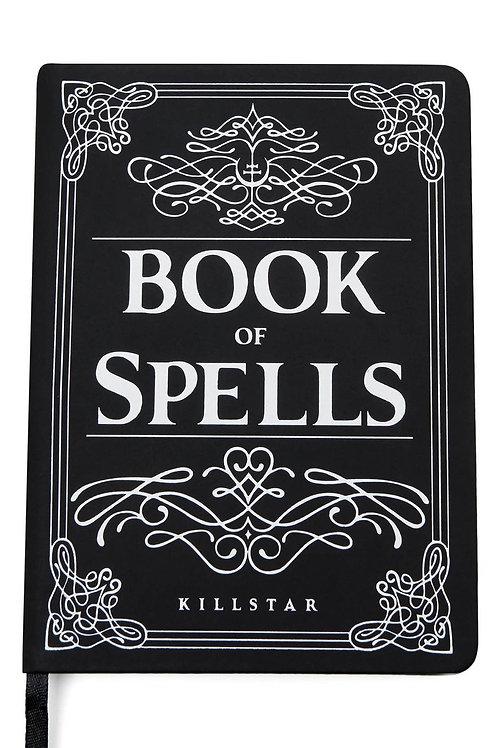 Livre ''Book of Spells''